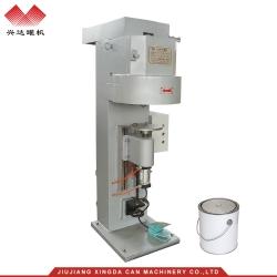 Q4A9气动小圆封罐机