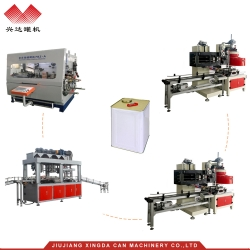 18L Square Altomatic Production line