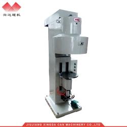 Q4A28 Pneumatic Big Square Can Sealing Machine