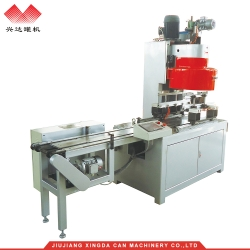 Zd-28 small square automatic can sealing machine